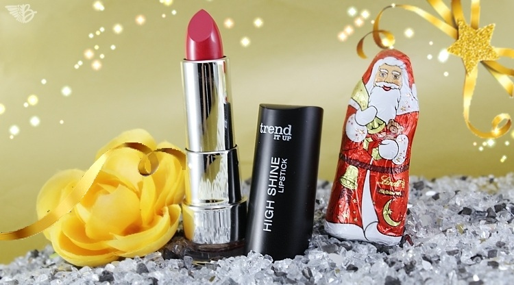 trend IT UP High Shine Lipstick 070 Shiny