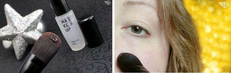makeupbase auftragen