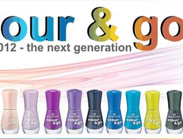 Essence Colour & Go nagellack