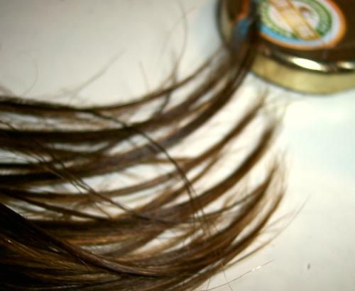 Haarpflege mit Kokosnussöl