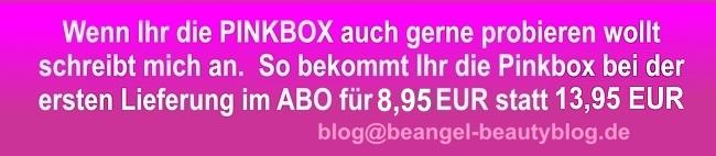 Pinkbox Juni 2014
