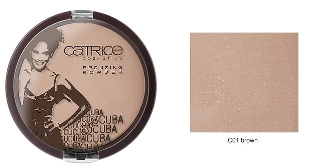 catrice cucuba - bronzer 01 braun