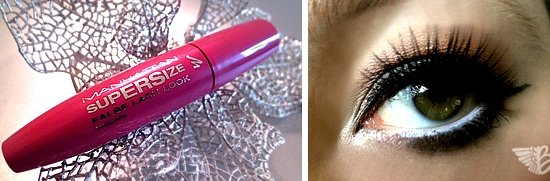 "Manhattan ""Yes, we doll!"" SUPERSIZE False Lash Look Mascara"