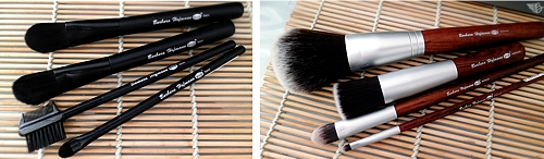 MakeUp Pinsel Set