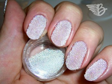 nailart pearls Nageldesign