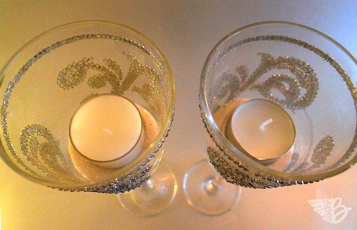Kronleuchter Teelicht ~ Herbstlicher schein läutet den winter ein teelicht: so praktisch