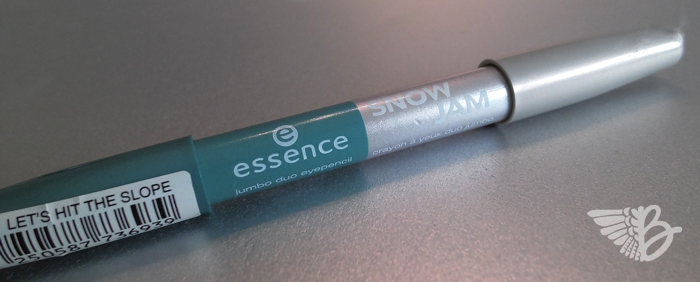 Farbe 01 let's hit the slope - essence SnowJam Jumbo duo eyepencil
