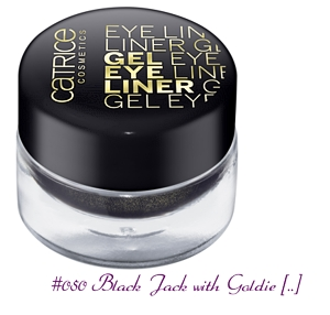 CATRICE Gel Eye Liner
