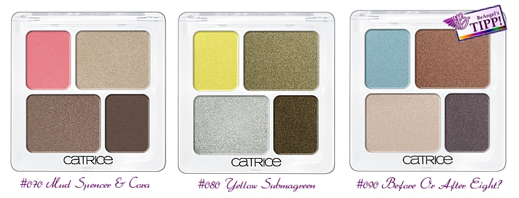 Catrice Quattro Eye Shadow
