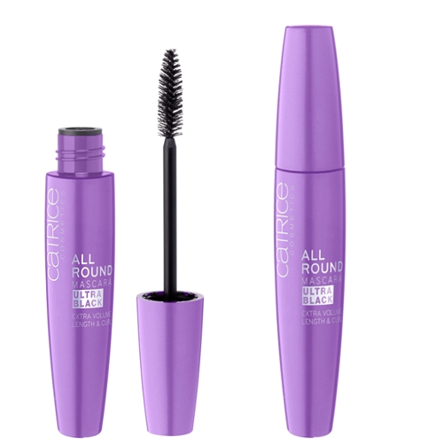 CATRICE Allround Mascara Ultra Black