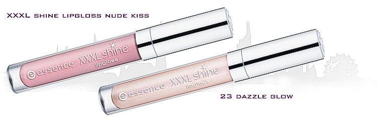 essence new in town XXXL shine lipgloss