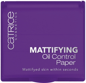 CATRICE Mattifying Oil Control Paper