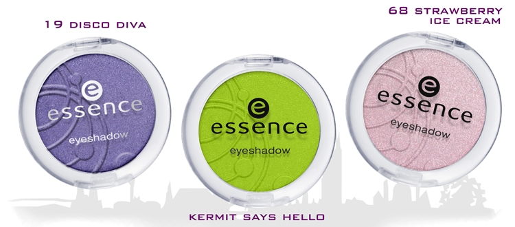 essence new in town – mono eyeshadow