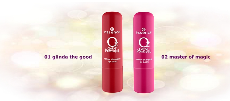 essence oz the great and powerful – colourchanging lipbalm