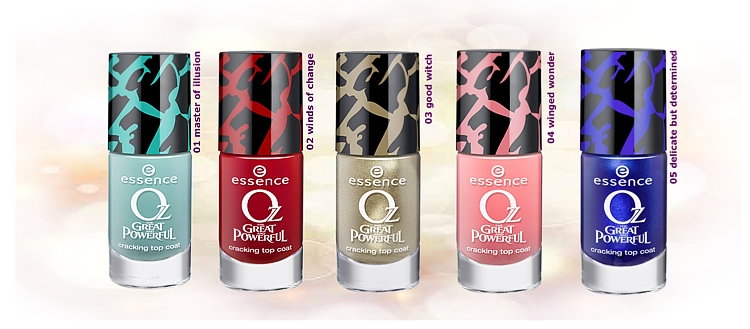 essence oz the great and powerful – cracking top coat