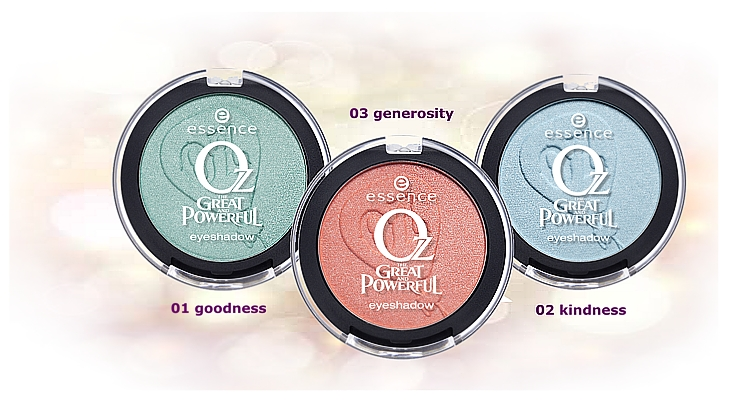 essence oz the great and powerful – eyeshadow