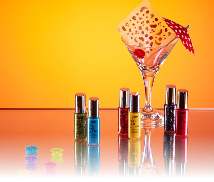 Nail'Tini mix'n match nail polish cocktail set