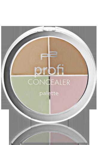 p2-profi concealer palette