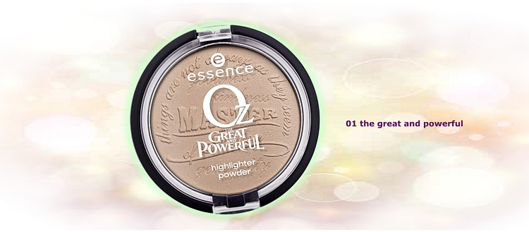 essence oz the great and powerful – highlighter powder puder