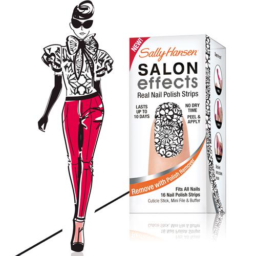 Sally Hansen Nagellackstreifen sally-hansen-salon-effects-cut-it-out
