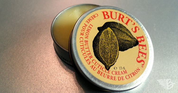 Burt's Bees Lemon Butter Cuticle Cream Nagelhautcreme