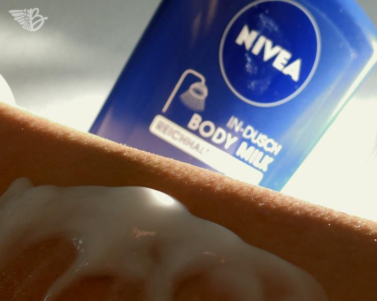 NIVEA In Dusch Body Milk
