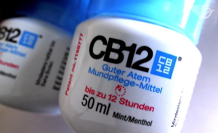 CB12 Mundpflege