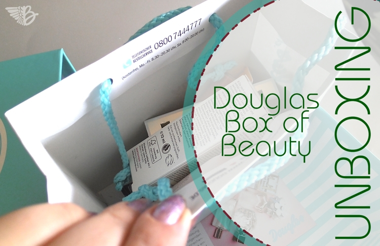 Douglas Box of Beauty August 2013