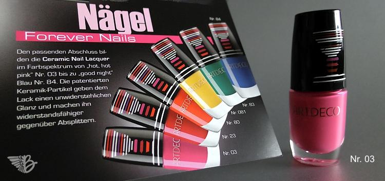 ARTDECO Color und Art