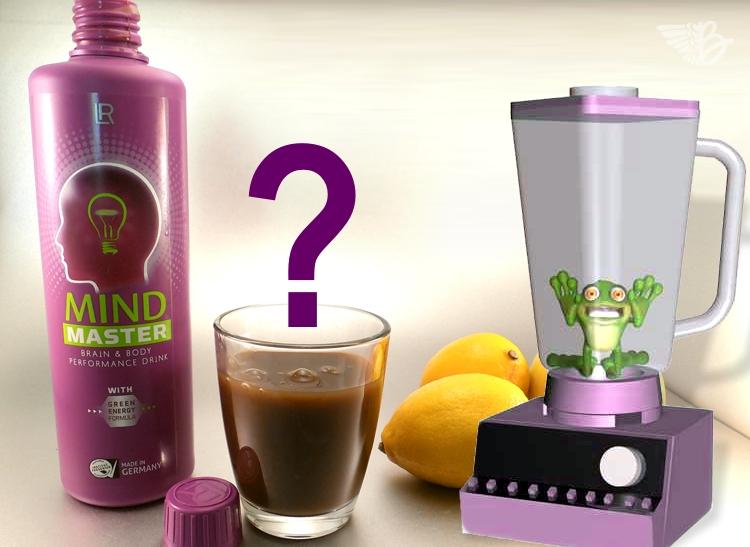 LR Mind Master Brain & Body Performance Drink