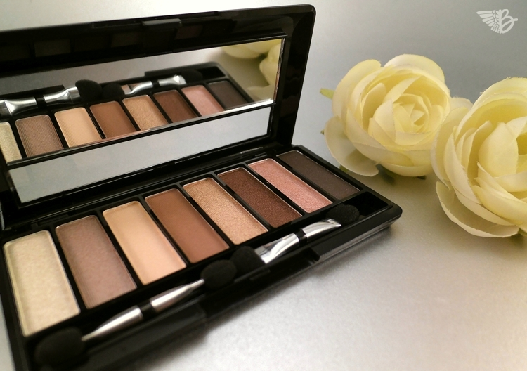 AVON 8-in-1 Eyeshadow Palette - THE NUDES