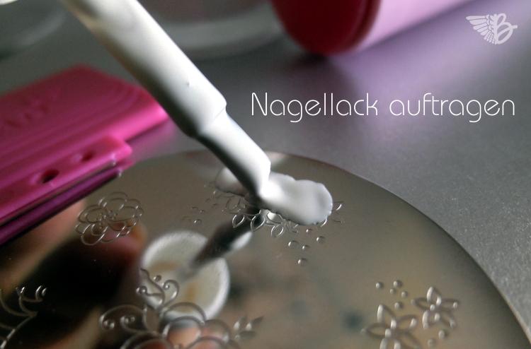 Konad Nailstamping