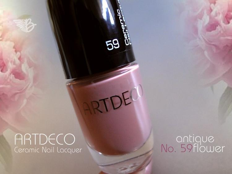 ARTDECO Ceramic Nail Lacquer Nr. 59