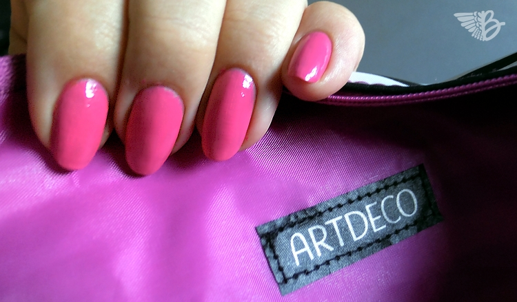 ARTDECO Color und Art Nr. 03 - hot hot pink | Nr. 80 fresh orange