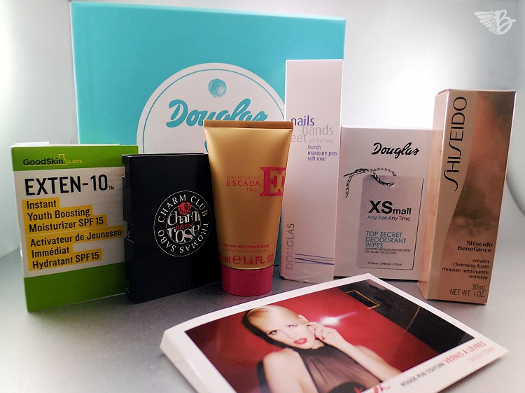 Douglas Box of Beauty September 2013