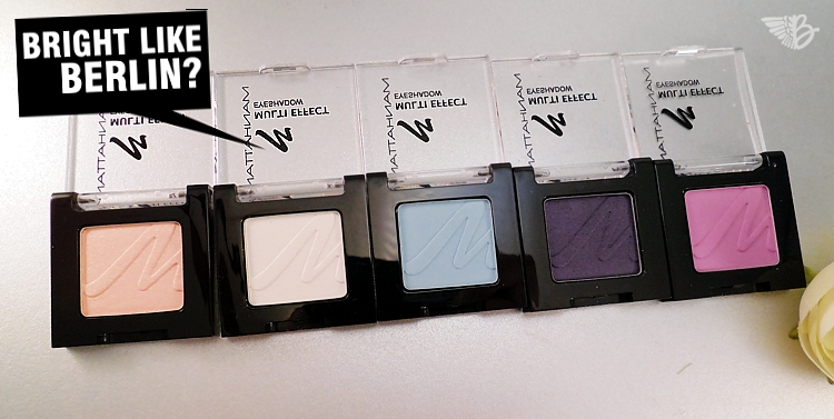 Manhattan Style Trip - Multi Effect Eyeshadows