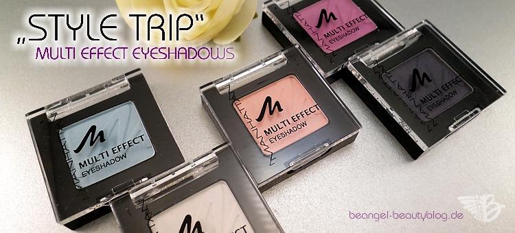 Manhattan Style Trip - Multi Effect Eyeshadows