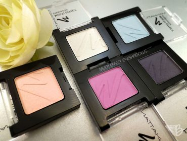 MakeUp Anleitung Ideen Manhattan Style Trip – Multi Effect Eyeshadows Review & Look