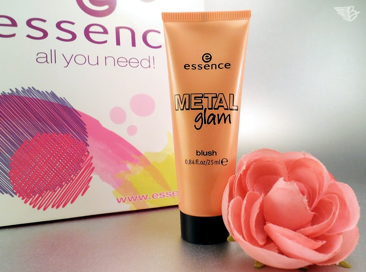 essence trend edition metal glam