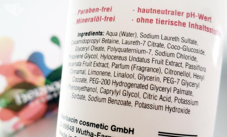 Herbacin Kräuter Duschgel