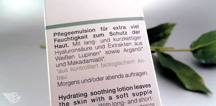 Janssen Cosmetics - Hydrating Lotion