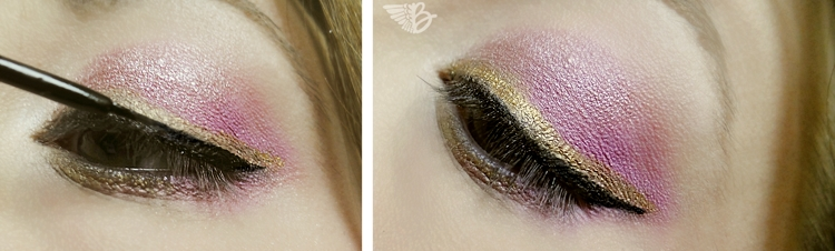 Rosa Gold - MakeUp Look Tutorial