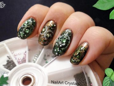 Dschungle NailArt