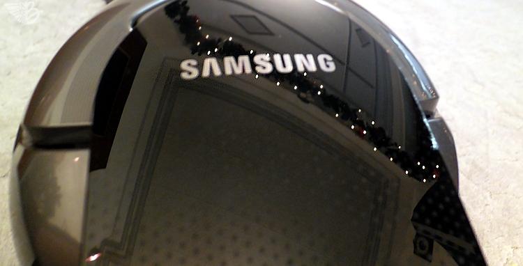 Samsung Motion Sync Staubsauger