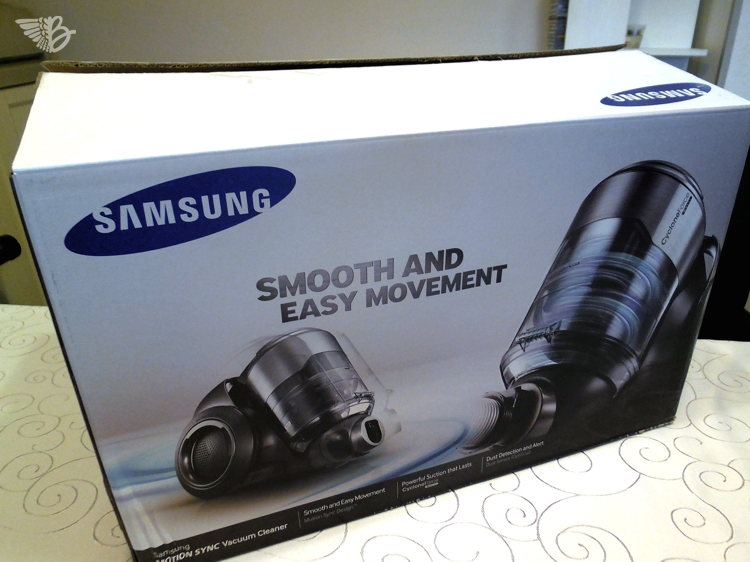 Samsung Motion Sync Staubsauger