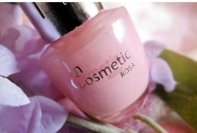 Incosmetic Rosa Im Barbie Girl Nagellack