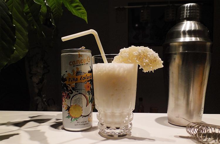 Canco fertige Cocktails PINA COLADA