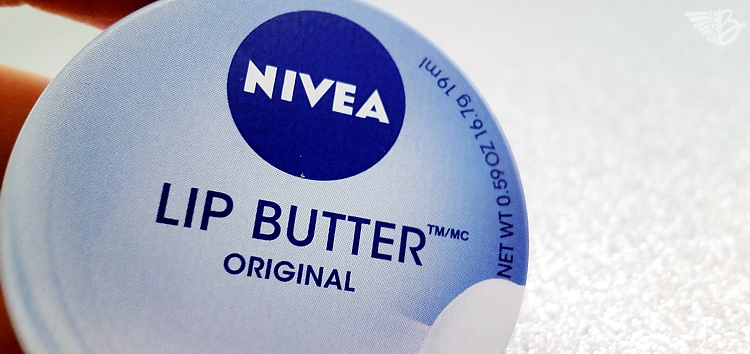 NIVEA Lip Butter Original