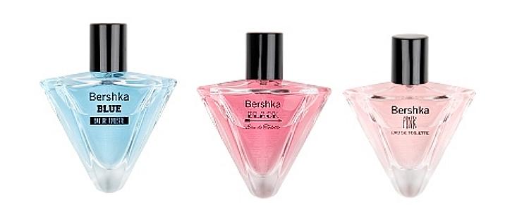 BERSHKA Kosmetik- und Duftkollektion