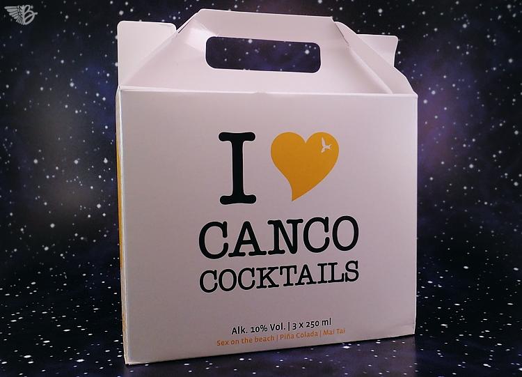Canco fertige Cocktails